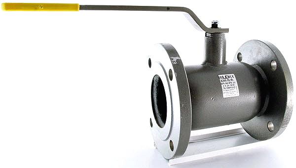 Кран шаровой КШЗ 40-150 РпФХС